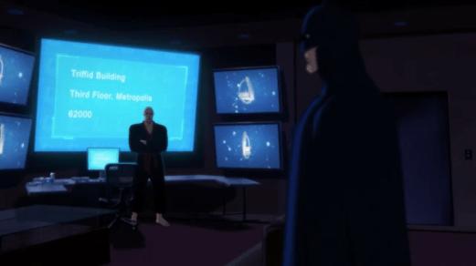 Lex Luthor-I Deserve Some Respect As A Fellow Member!