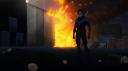 Nightwing-It's All Wrapped Up Over Here!