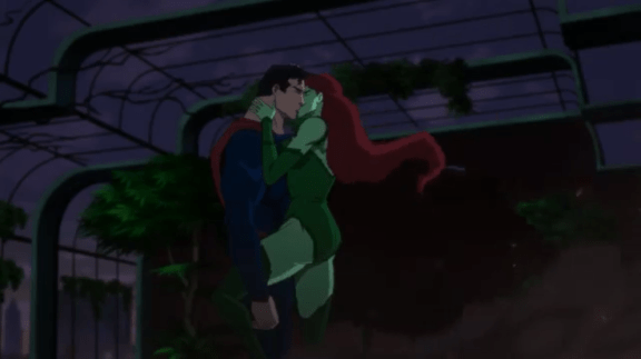 Poison Ivy-A Kiss To Smite An Opposing Pair On!