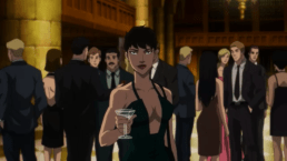 Selina Kyle-Hey, There!