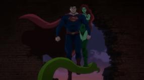 Superman-Under A Green Thumb!