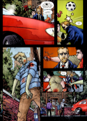 Shaun Of The Dead #2-Time To Burn Rubber!