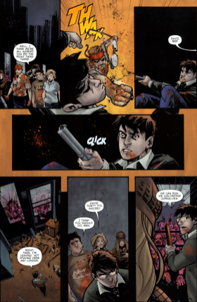 Shaun Of The Dead #4-Friendship Snapped!
