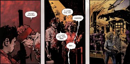 Shaun Of The Dead #4-Good-Bye, Ed!