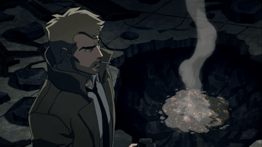 John Constantine-Aztec To Ashes, Dominant God To Diminuative Dust!