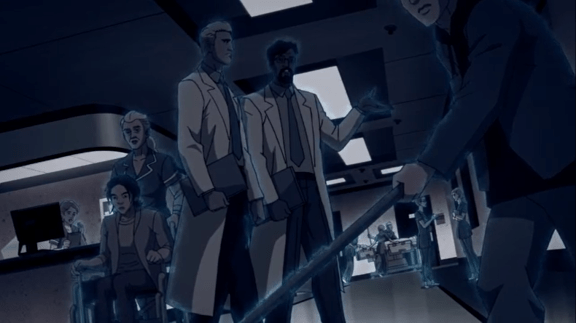 John Constantine-Stay Put As I Call Some Assistance!