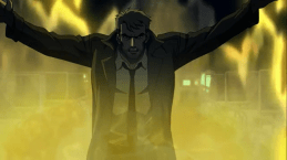 John Constantine-You're Still Not Phasing Me, Nergal!