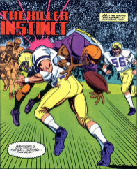 NFL SuperPro #2-Collegiate Glory Days!