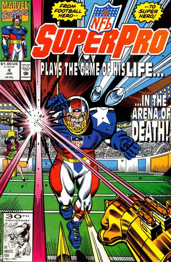 NFL SuperPro #4!