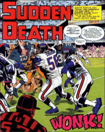NFL SuperPro #5-Meadowlands Melee!