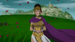 Hippolyta-I Miss My Daughter!