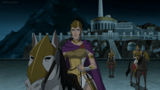 Hippolyta-We Must Fall Back!