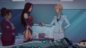 Veronica Cale-Nice To Meet You, Wonder Woman!