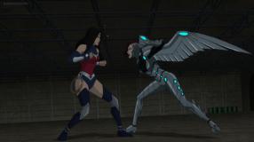 Wonder Woman-A Not-So-Friendly Feud!