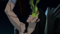 Wonder Woman-Blinding Tactic!