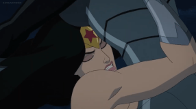 Wonder Woman-I'll Never Give Up On You, Vanessa!