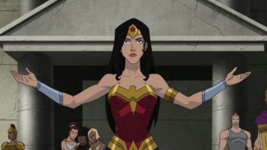 Wonder Woman-Let The Games Begin!