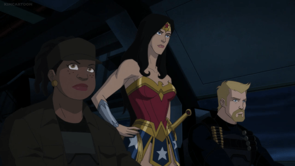 Wonder Woman-Let's Do This!
