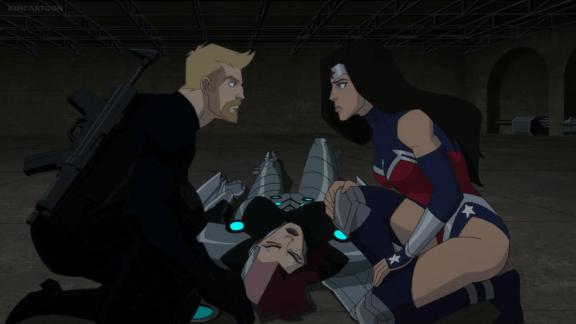 Wonder Woman-Vanessa Needs Our Help!