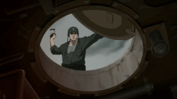 Sgt. Rock-My Explosive Response!