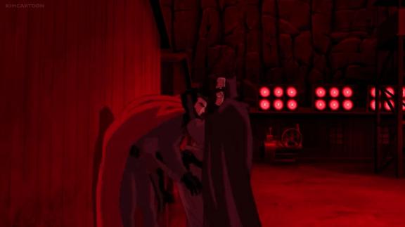 Batman-Right In Your Gut & Pride!