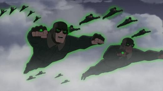 Hal Jordan-Keep Your Eyes Open, Men!
