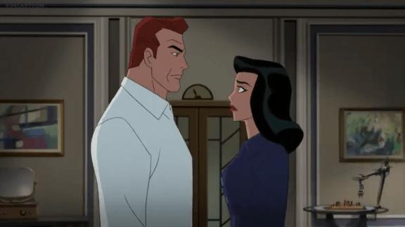 Lex Luthor-I've Just Begun To Rattle His Super Sabre!