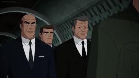 Lex Luthor-John & I Have Something Big To Show You, Hal!