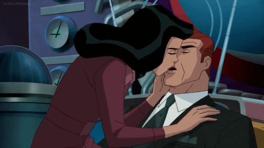 Lex Luthor-Lip-Locking With Lois!