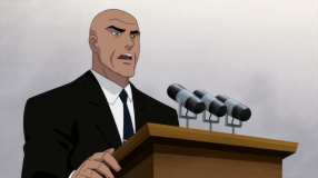 Lex Luthor-Time To Step Down!