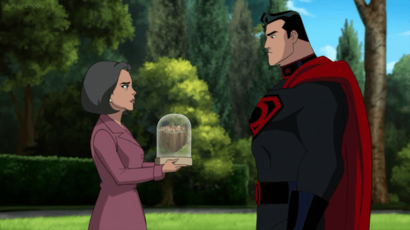 Lois Lane-Time For You To Put Things Right, Superman!