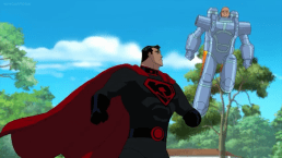 Superman-An Unexpected Team-Up!