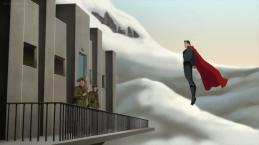 Superman-Knock, Knock!
