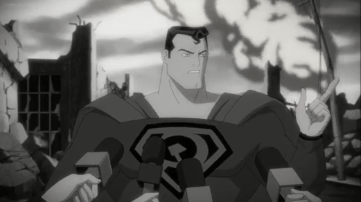 Superman-Live The Communist Way & Be Free!