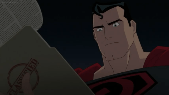 Superman-My Country's Filthy Secret Revealed!