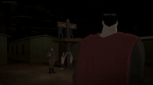 Superman-The Cruelty Of My Country!