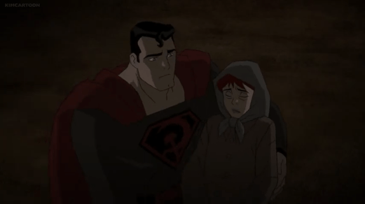 Superman-Unexpected Discovery!