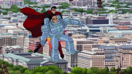 Superman-Unexpected Help For An Unlikely Ally!