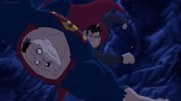 Superman-You're Getting Slower!