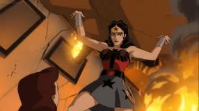 Wonder Woman-Consider Yourserlf Saved, Ma'am!