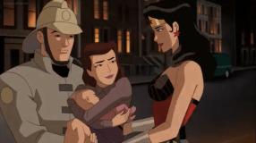 Wonder Woman-Get Well!