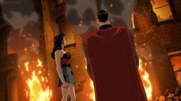 Wonder Woman-How Can One Man Cause This & Elude The Law, Superman!