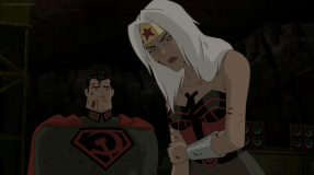 Wonder Woman-Men Are Destructive Beings!