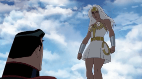 Wonder Woman-This Mindless Conflict Must End!