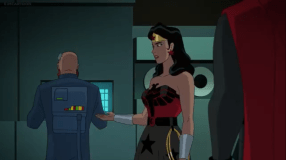 Wonder Woman-What About Those Who Refuse To Play Ball!