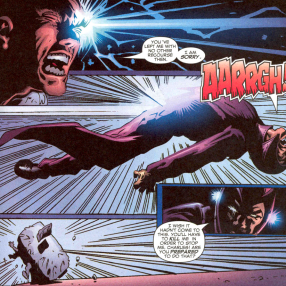 Magneto Prequel-Mind Over Metal!
