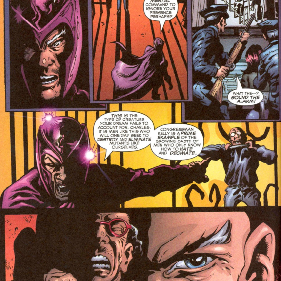 Magneto Prequel-Stop This Madness!