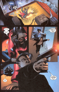 Wolverine Prequel-Out Of The Frying Pan & Into The Gunfire!