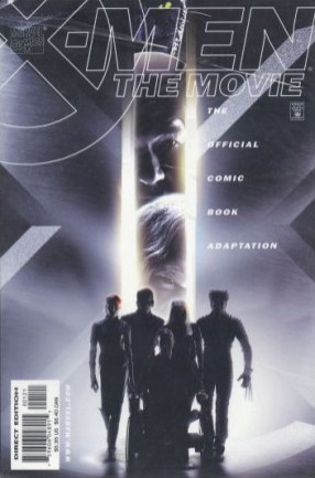 X-Men Movie Adaptation! (2)