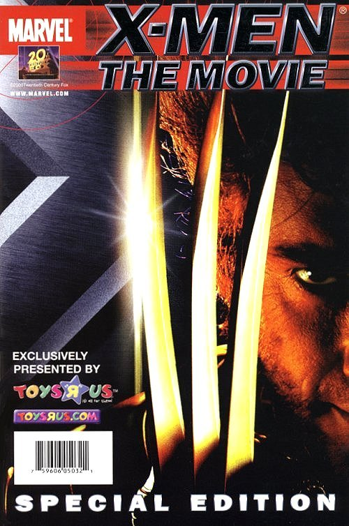 X-Men Movie Special-Toys R Us Edition!